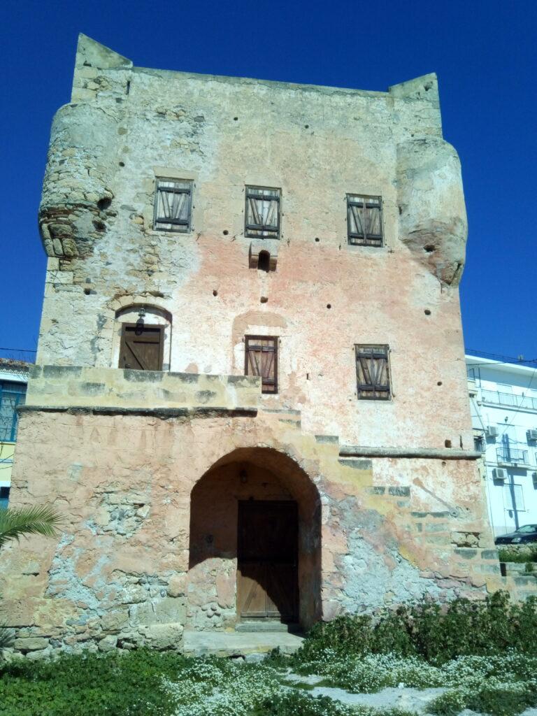 Πύργος του Μάρκελλου, Αίγινα