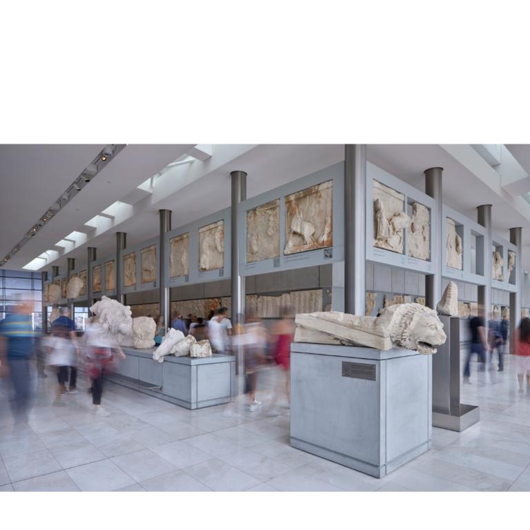 Το Μουσείο της Ακρόπολης, ανανεωμένο, έκανε τον απολογισμό του κλείνοντας τα 11 χρόνια του