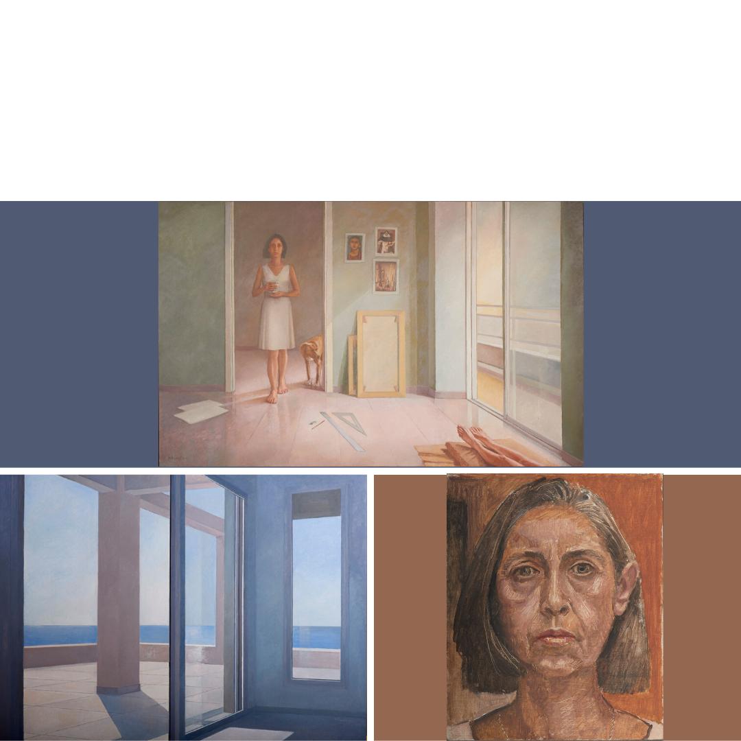 """""""Σπίτια και Άνθρωποι"""", έκθεση ζωγραφικής της Ναταλίας Θωμαΐδη"""