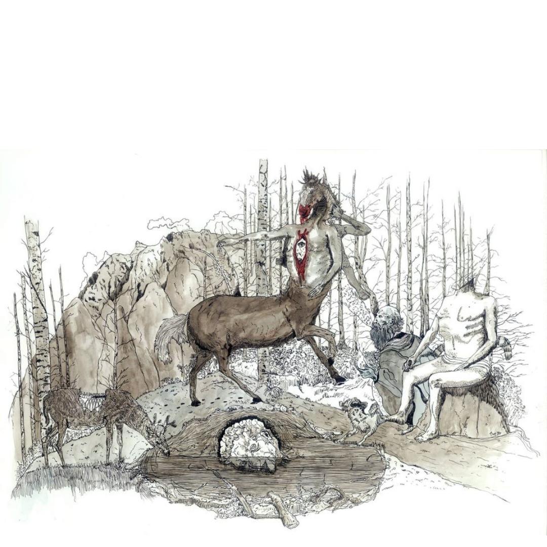 Ατομική έκθεση «Αρρηφόροι» του Γιώργου Τσόπανου στη Γκαλερί Έρση