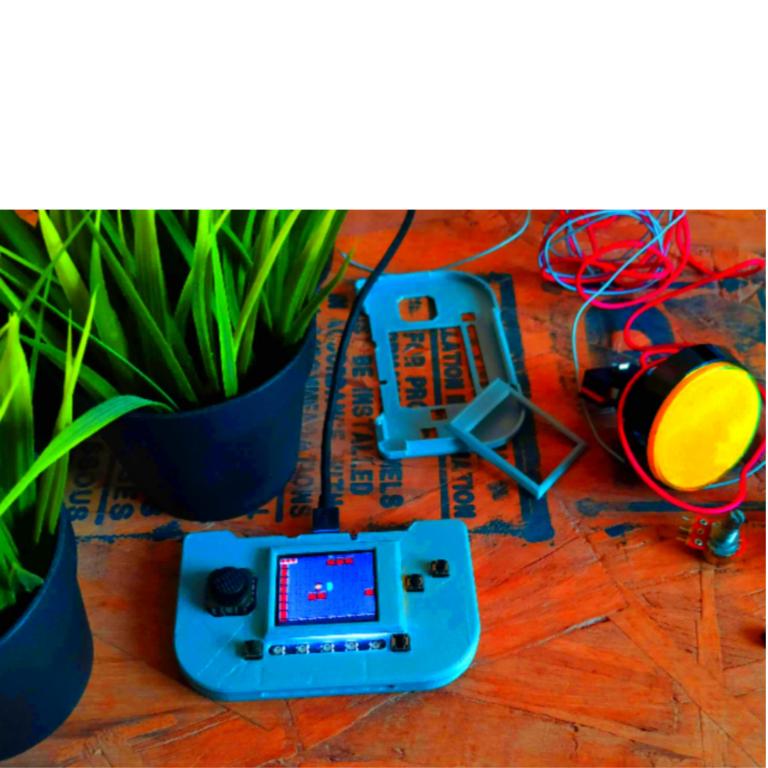 Physical Computing, Video Game Design, Electronics-Soldering στο ΝΟΗΣΙΣ
