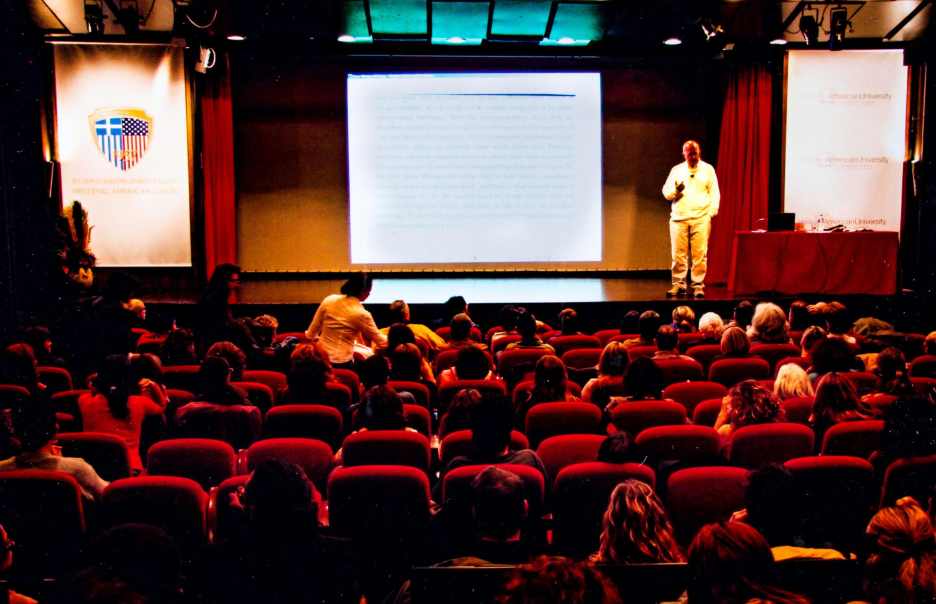 "Online φωτογραφικές ""Συναντήσεις της Πέμπτης"" τον Δεκέμβριο από την Ελληνοαμερικανική Ένωση"