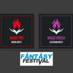 Νέοι Διαγωνισμοί συγγραφής διηγήματος (MPWC2K21) και εικονογράφησης (MBIC2K21) από το Fantasy Festival