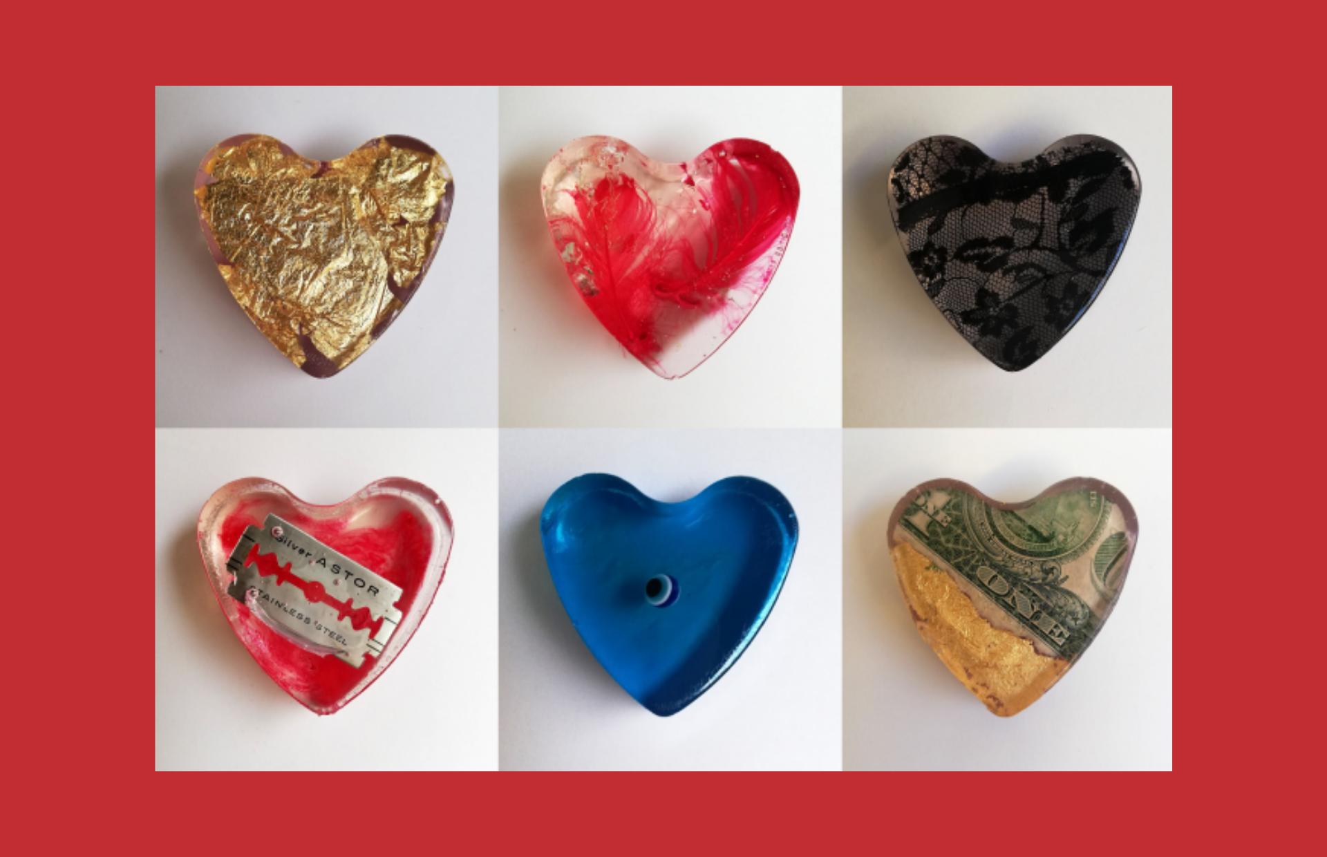 ΕΡΓΟΣΤΑΣΙΟ ΚΑΡΔΙΑΣ | Ένα εικαστικό project που σκορπίζει αγάπη και απωθεί τη μοναξιά