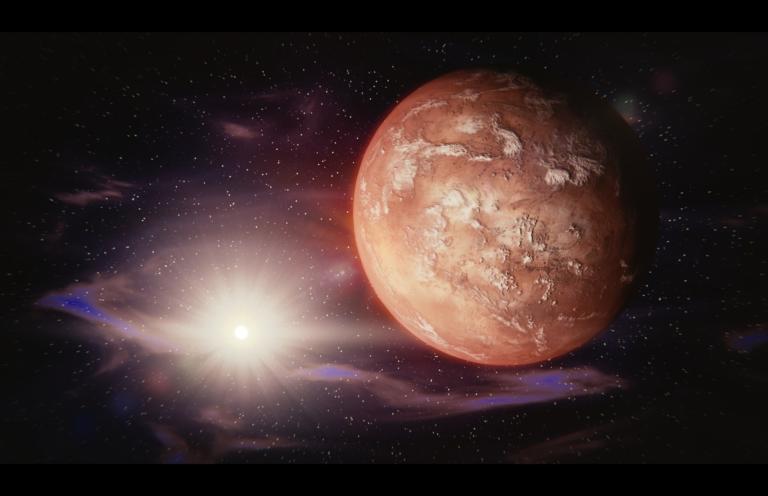 Λίγη ρεαλιστική φαντασία για τη ζωή στον Άρη