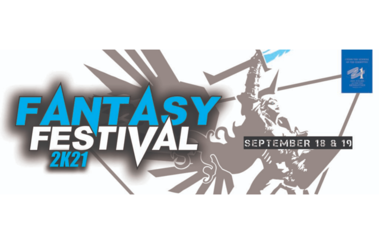 Fantasy Festival 2K21: Επανάσταση Τώρα!