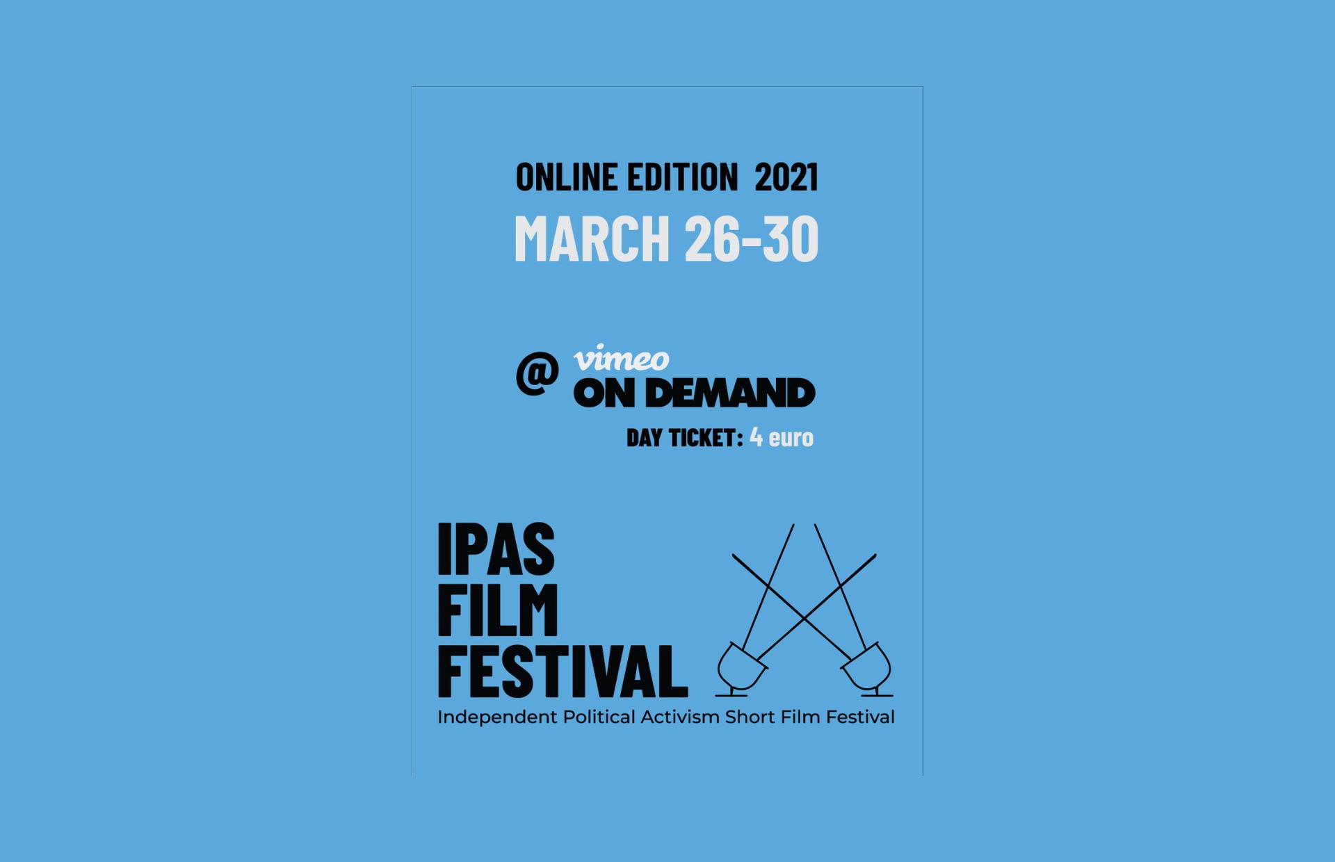IPAS FILM FESTIVAL 2021