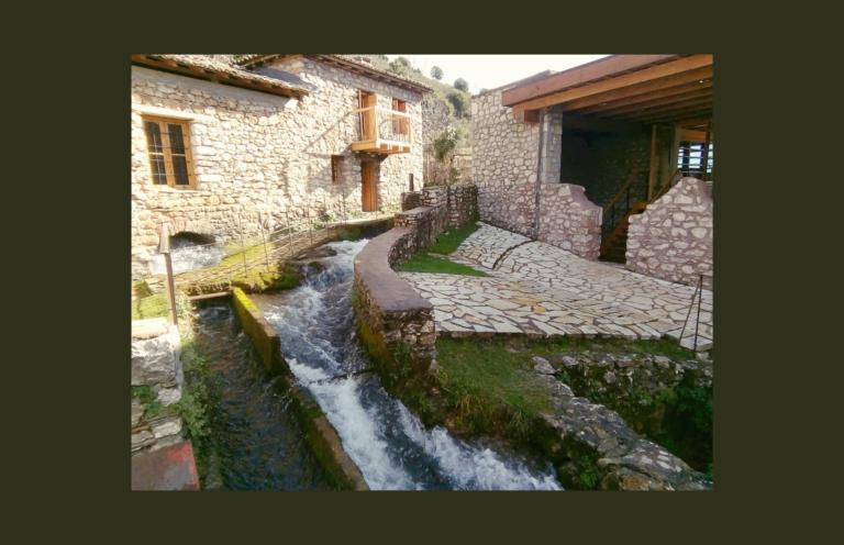 Το Υπαίθριο Μουσείο Υδροκίνησης στη Δημητσάνα που μας ταξιδεύει στο χρόνο