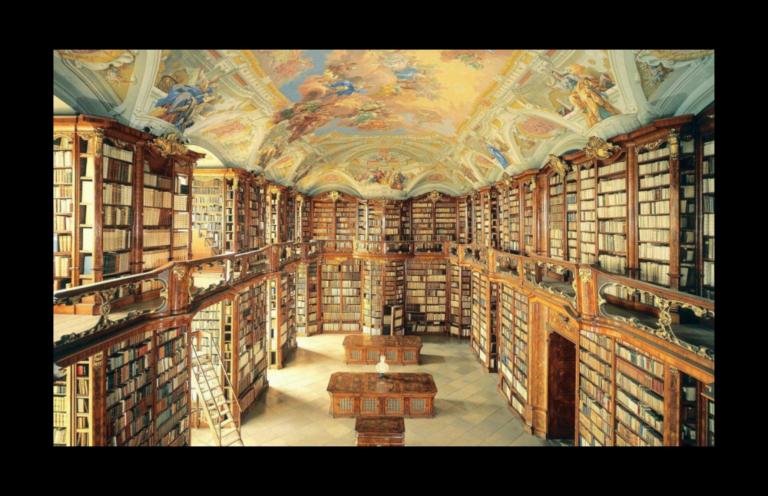 Περί Βιβλιοθηκών – Mία ψηφιακή εγκυκλοπαίδεια για την ιστορία και το περιεχόμενο των βιβλιοθηκών όλου του κόσμου από την αρχαιότητα έως σήμερα