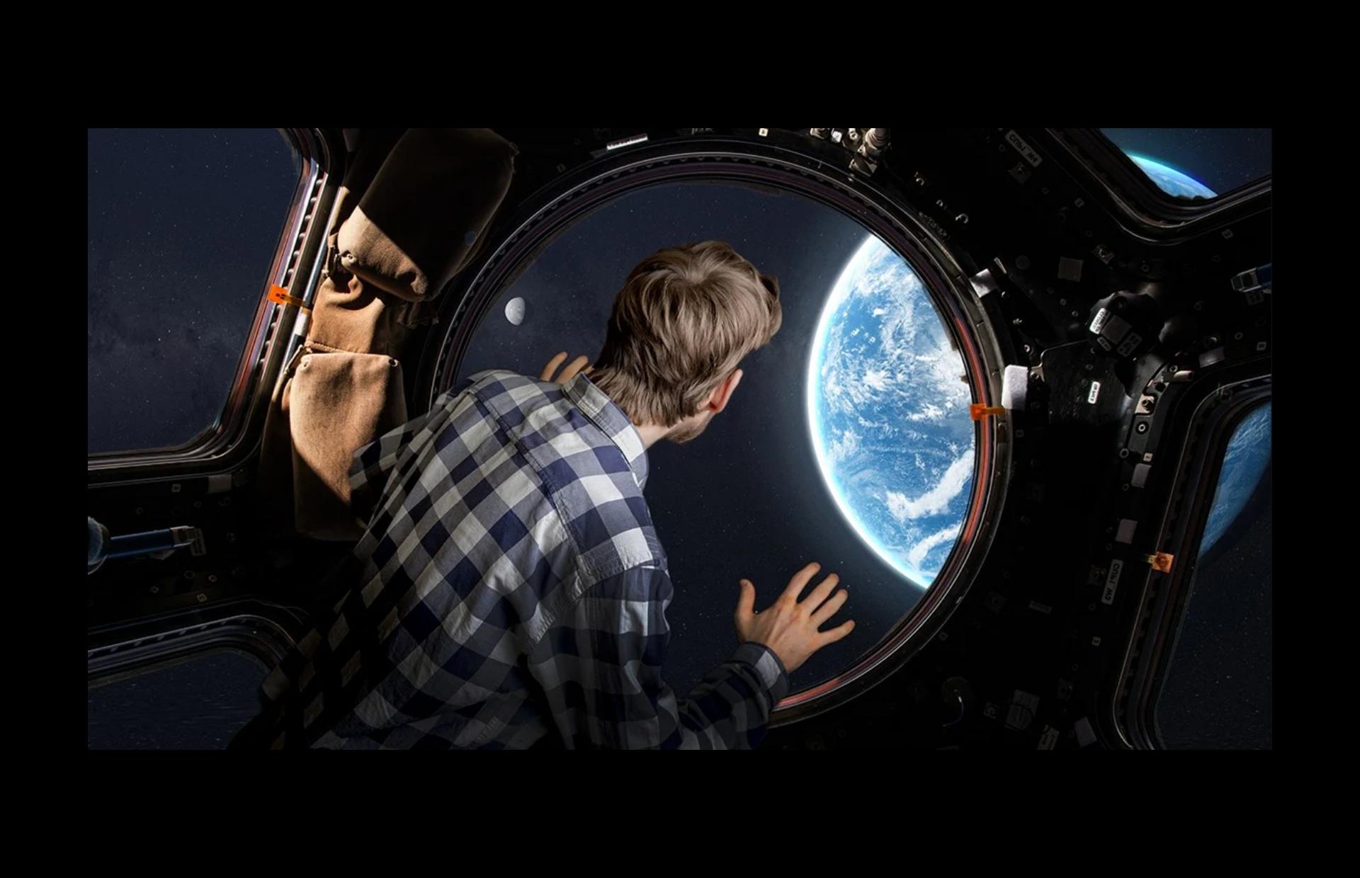 Τουρισμός στο Διάστημα;